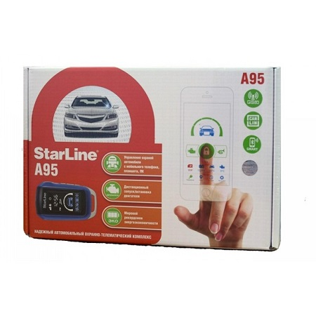 StarLine A95 BT CAN+LIN